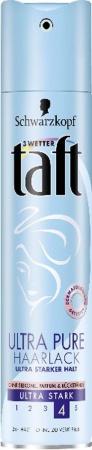 Taft lak na vlasy Ultra Pure Ultra Stark 4 250 ml