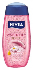 Nivea sprchový gel WaterLily & Oil 250 ml